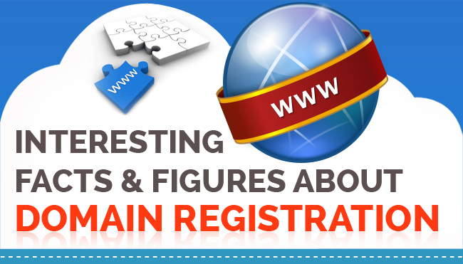 Interesting Facts & Figures About Domain Registration